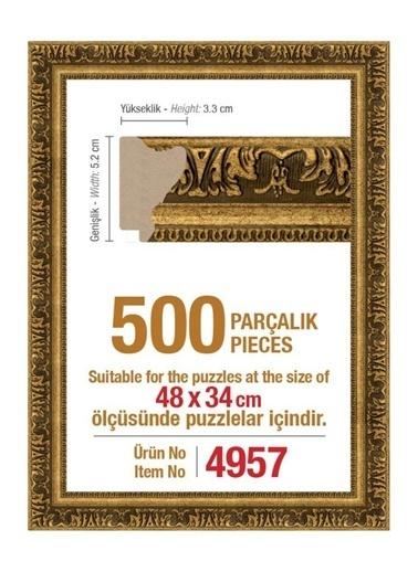 Heidi 500 Parçalık Puzzle Çerçevesi 48X34 Cm 4957-Educa